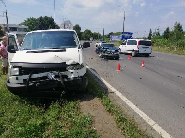 Поліція розповіла про ДТП, яка трапилась вчора в Мукачеві