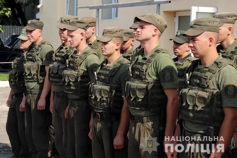 Бійці Нацгвардії патрулюватимуть вулиці Ужгорода