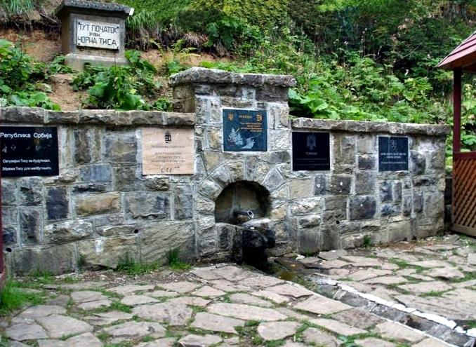 Лісівники показали, де бере початок річка Тиса