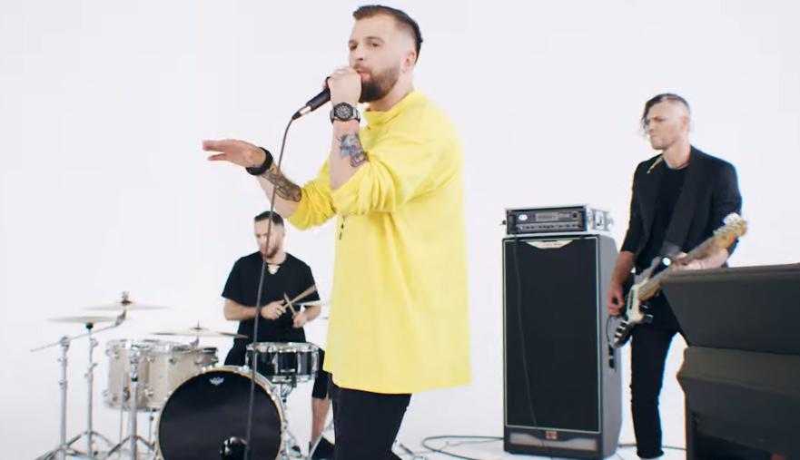 """Гурт """"Без обмежень"""" презентував кліп на пісню """"Мільярди"""""""