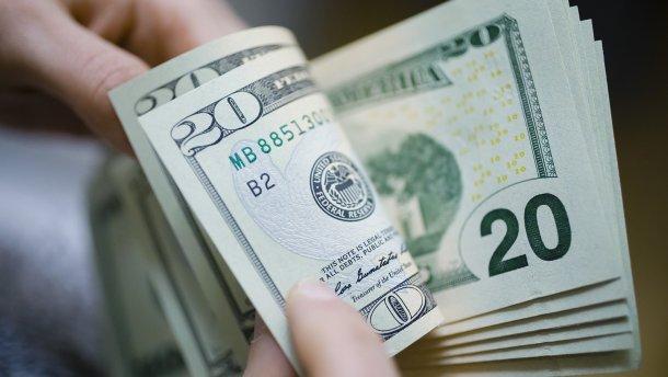 Курс долара може обвалитися до трирічного рекорду