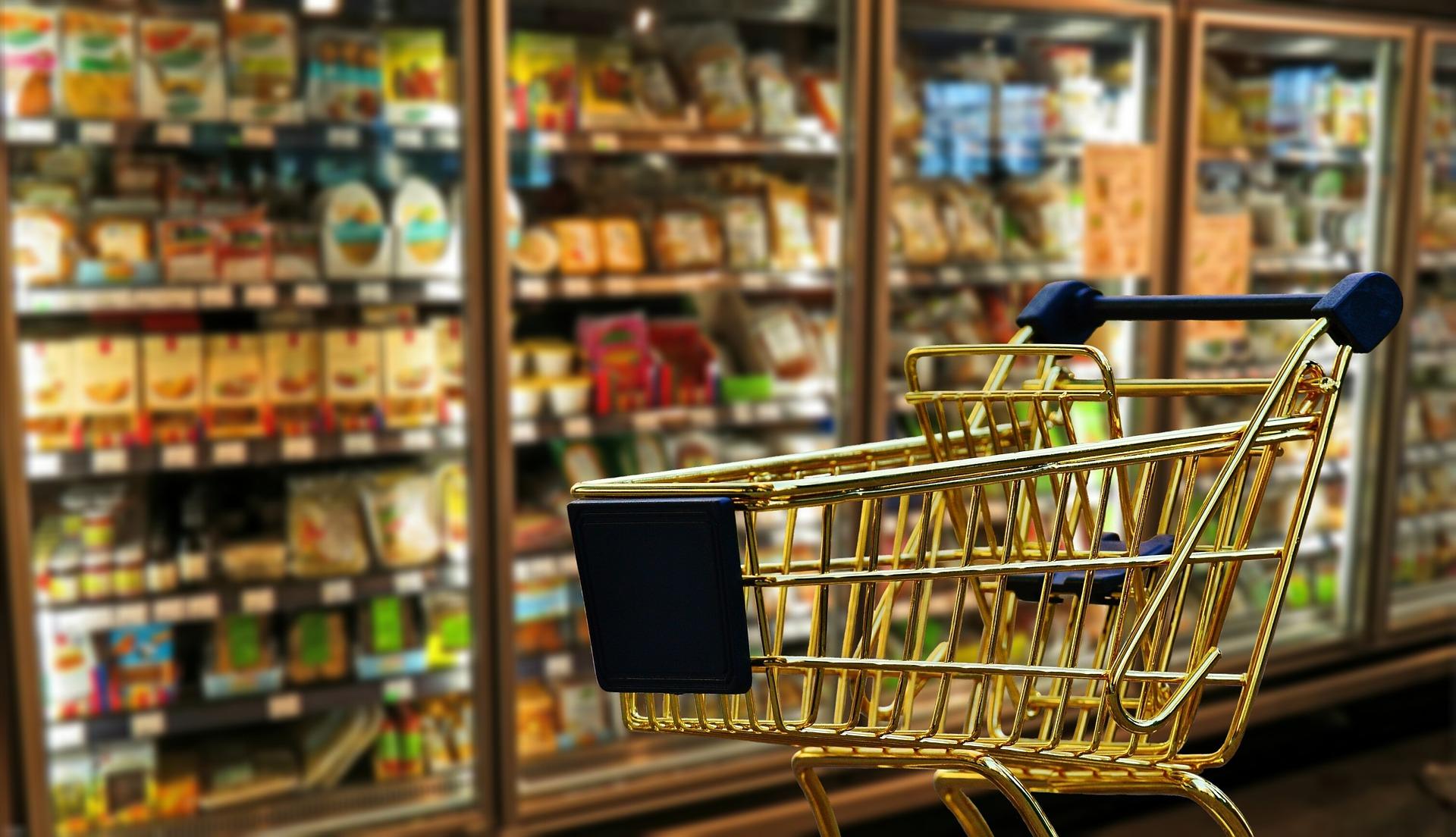 Ціни на продукти харчування в Україні досягли європейських і продовжують зростати