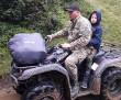 Рятувальники розповіли, як допомогли 10-річному хлопчику в горах