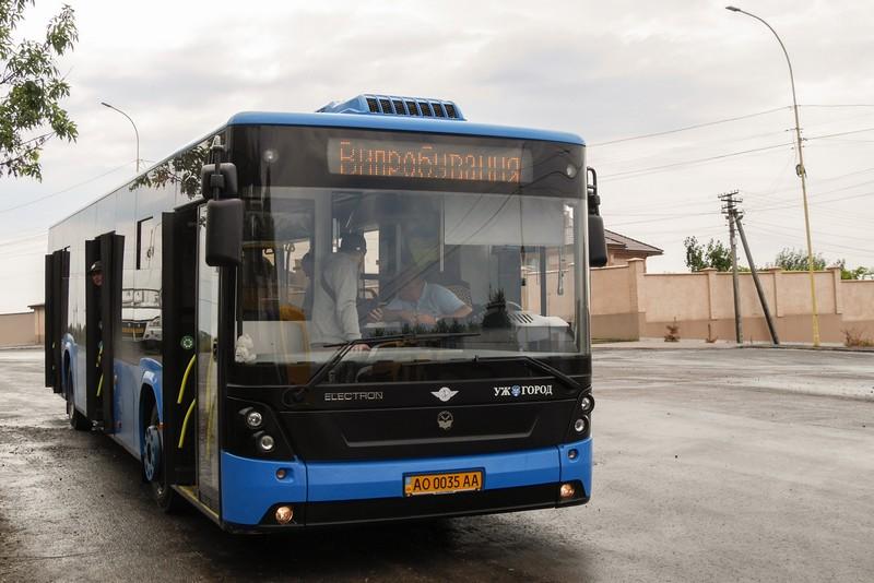 Ужгородцям розповіли про новий 24-й маршрут, який охоплюватиме 35 автобусних зупинок