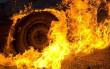 У Мукачеві згорів автомобіль
