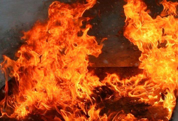 На Ужгородщині сталась пожежа