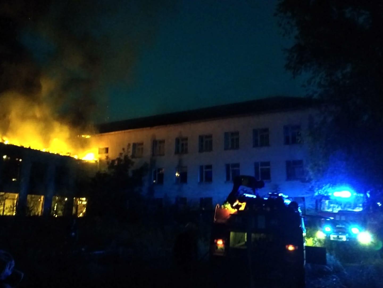 Пожежа у Берегові: з'явились нові подробиці