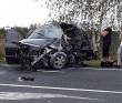 На трасі Київ-Чоп вранці трапилась моторошна аварія