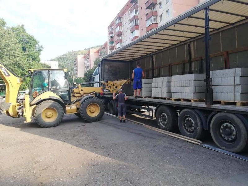 У мікрорайоні Росвигово, що в Мукачеві, збудують новий сквер