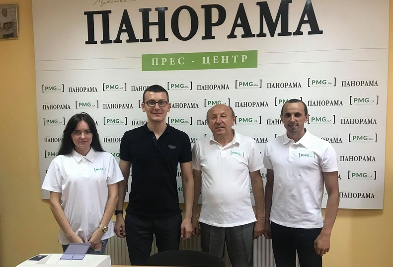 """Голова НСЖУ Томіленко: """"PMG.ua"""" – приклад трансформації для кожної локальної газети"""""""