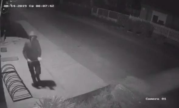 На Закарпатті невідомі пограбували машину. Оприлюднено відео