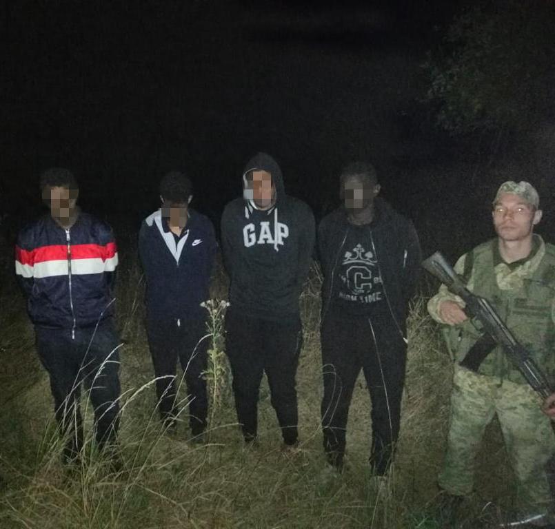 Вночі біля кордону з Угорщиною лунали постріли
