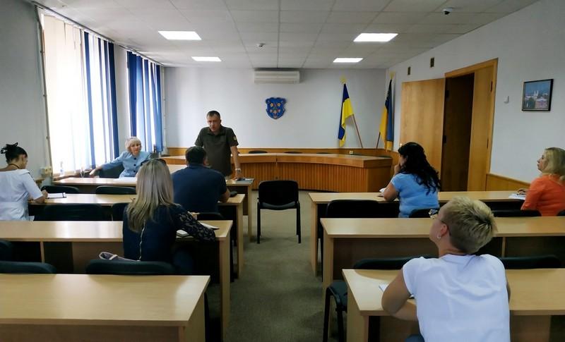На військовому полігоні в селі Оріховиця відбудуться військові збори