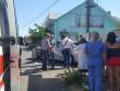 У Мукачеві сталась ДТП: на місце події прибула швидка