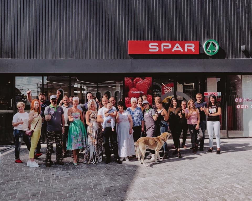 Супермаркет SPAR у Мукачеві: широкий асортимент товару, акційна ціна тижня та акцент на свіжості продуктів