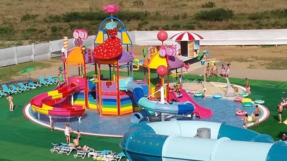 Аквапарк Косино: на території комплексу відкрито дитячу аква-зону