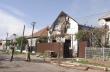 У будинку в Горонді, де трапилась пожежа, проживають близько тридцяти людей