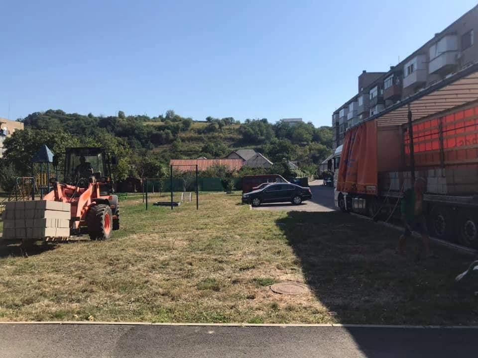 У Мукачеві розпочали будівництво відпочинкової зони: відомо, де вона буде