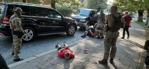Спецоперація у Хусті: затримано відомого наркодилера