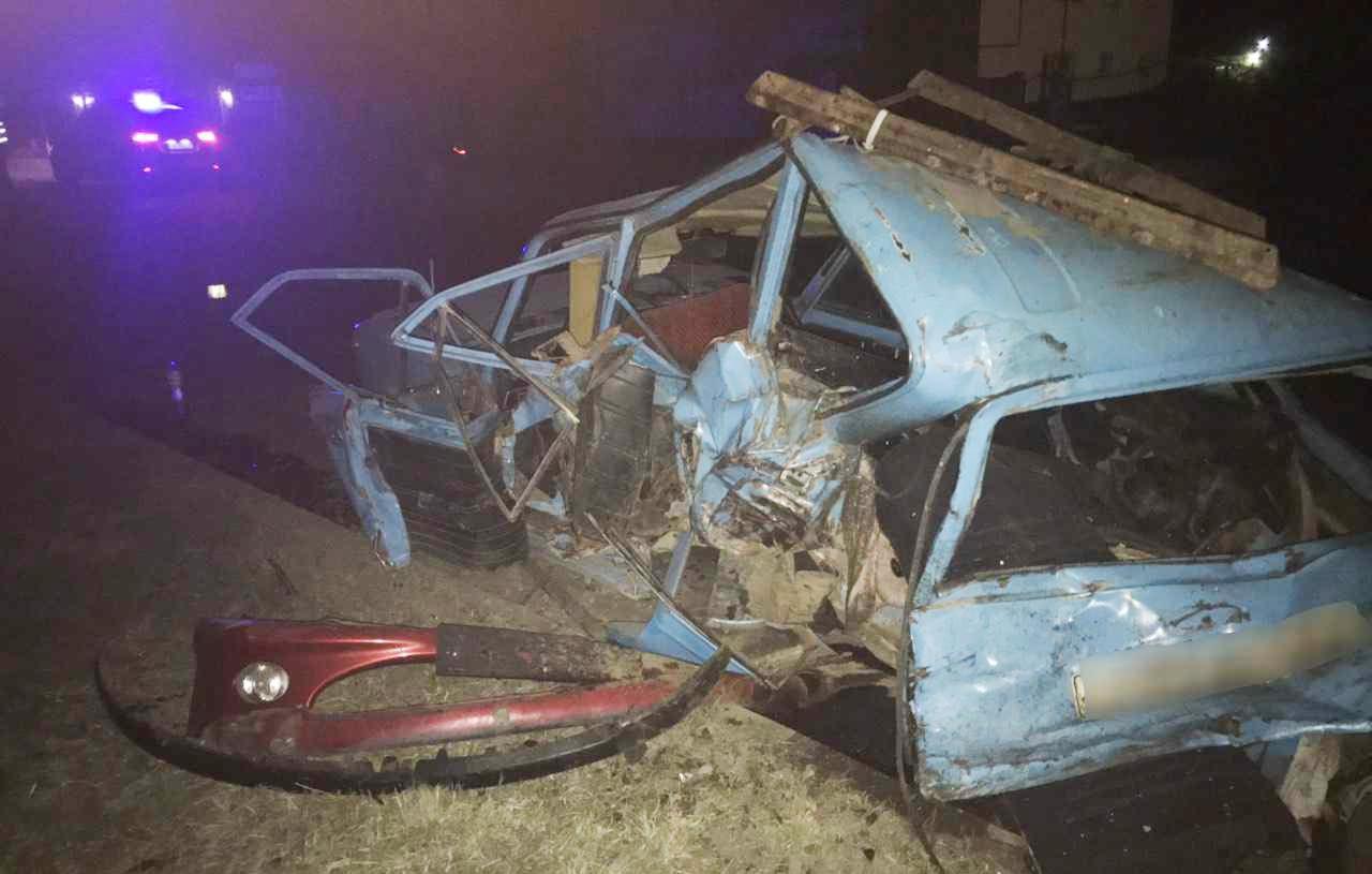 Наслідки жахливої ДТП у Мукачеві: чоловік у реанімації із переломом хребта