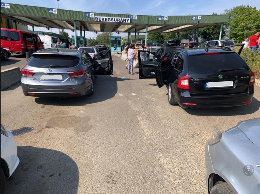 На україно-угорському кордоні угорці саботують роботу?