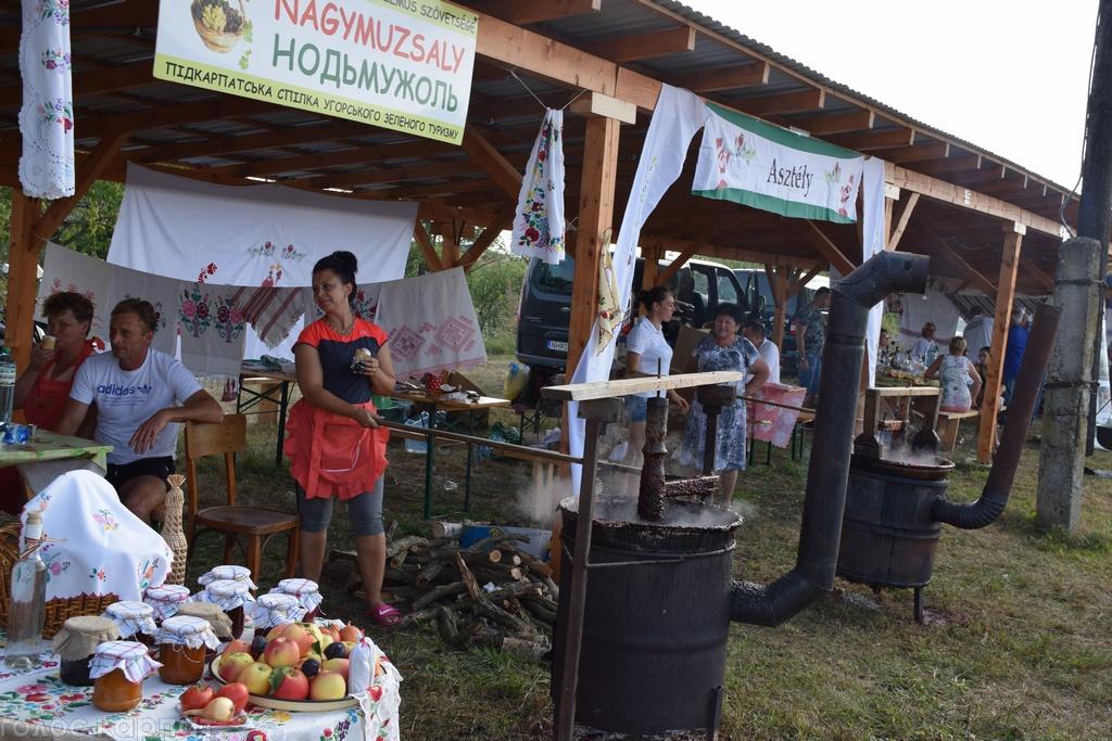 У селі Геча, що на Берегівщині, відбувся традиційний фестиваль леквару