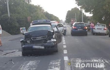 У Невицькому, що на Ужгородщині, сталась жахлива ДТП: загинула жінка