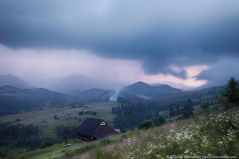 На Закарпатті оголошено штормове попередження