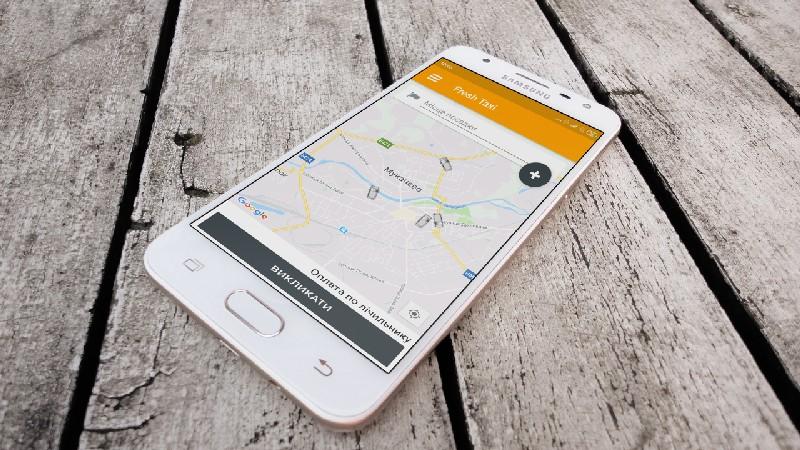 Служба таксі – Fresh Taxi, замовити машину з допомогою додатку