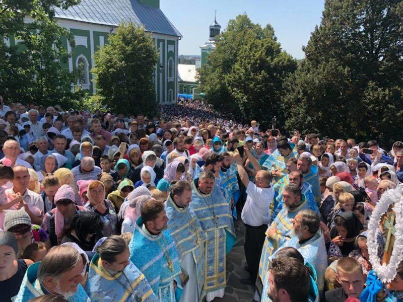 Мукачево готується до свята Успіння Пресвятої Богородиці