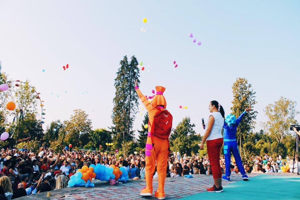 У Мукачеві організують свято Першокласника