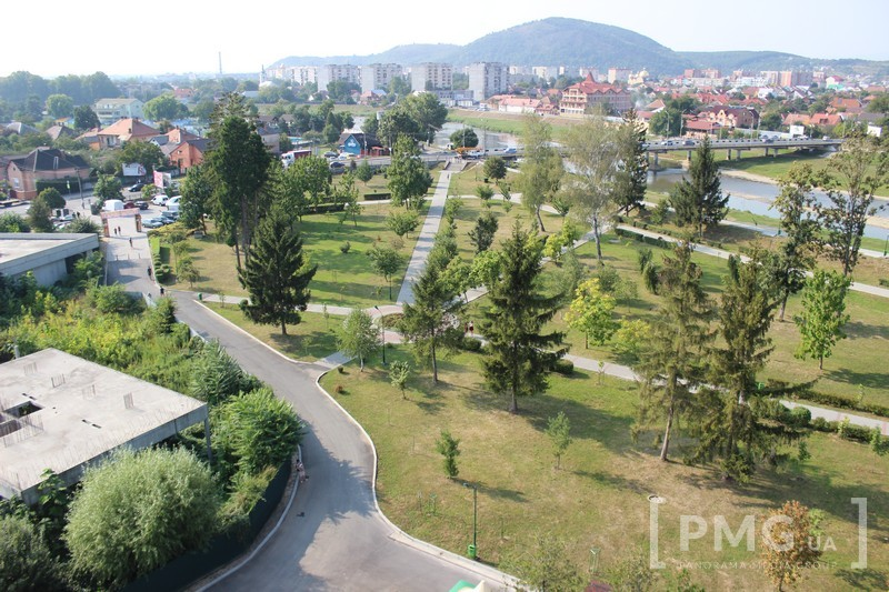 """У Мукачеві планують перейменувати парк """"Перемога"""""""