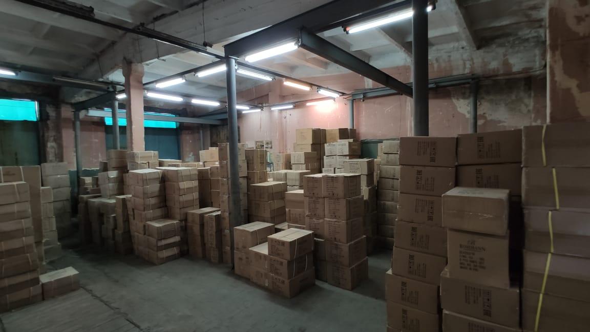 Податкова міліція Закарпаття вилучила товарів на 5 млн грн за ухилення від сплати митних платежів