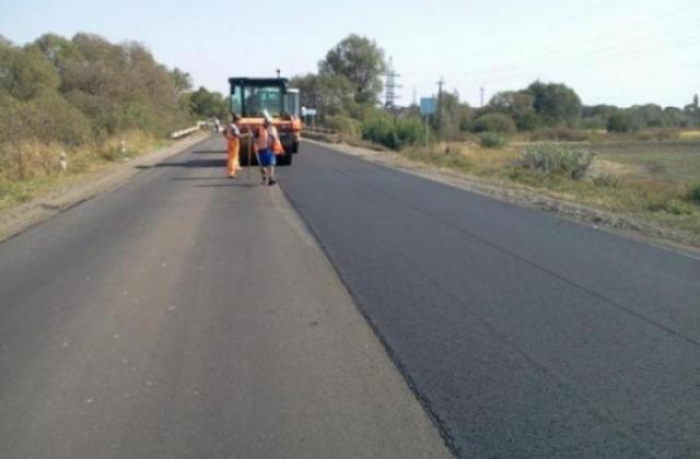 Ремонт траси Мукачево – Рогатин мають закінчити за півтора місяці