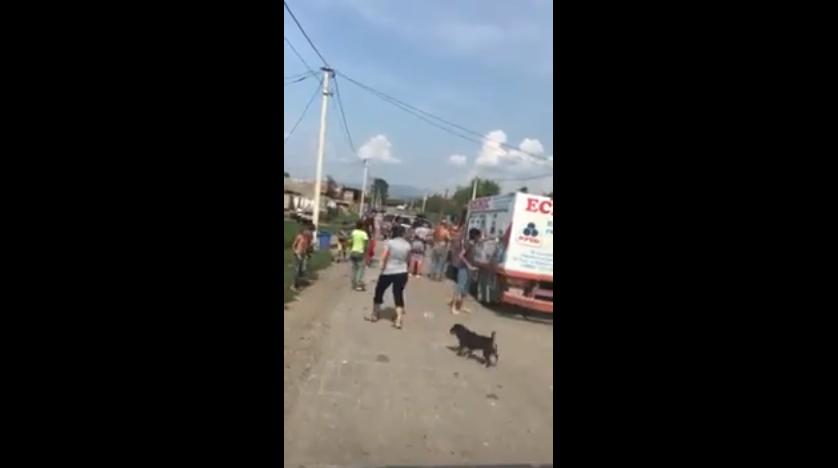 Ніякого нападу ромів на автомобіль із морозивом не було, – поліція