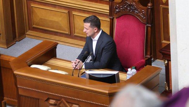 Зеленський зірвався на депутатів та гупнув руками об стіл
