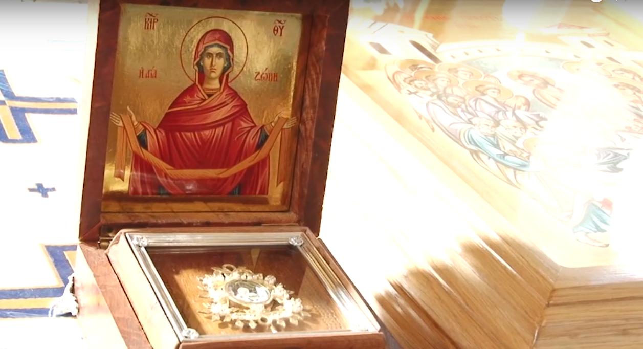 В Мукачеві два тижні перебуватиме одна з найбільших реліквій християнського світу