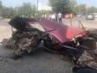 Вщент розтрощені авто: на Іршавщині сталася жахлива ДТП