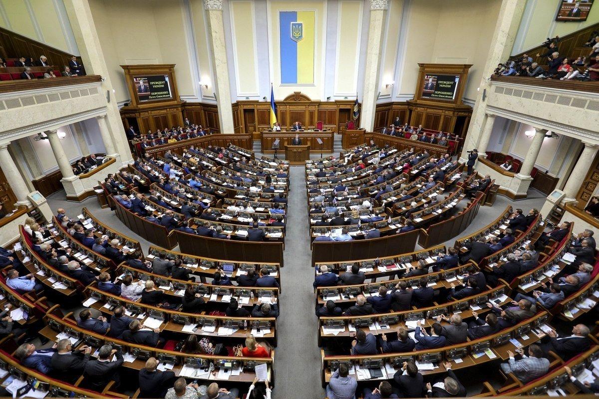 Скандал у комітеті ВР: нові депутати почали із суперечок і демаршу