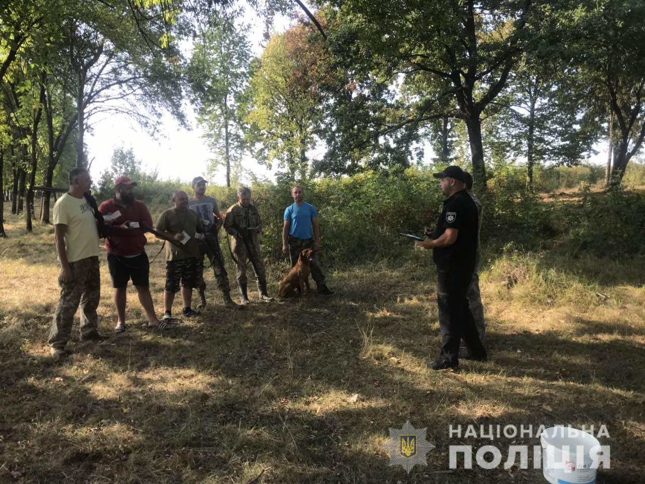 На Мукачівщині правоохоронці перевіряли власників мисливської зброї