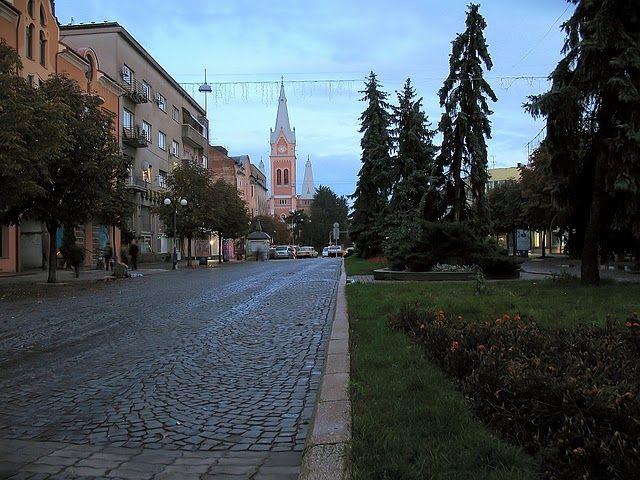 Закарпатців і гостей краю запрошують на концерт, який відбудеться у центрі Мукачева