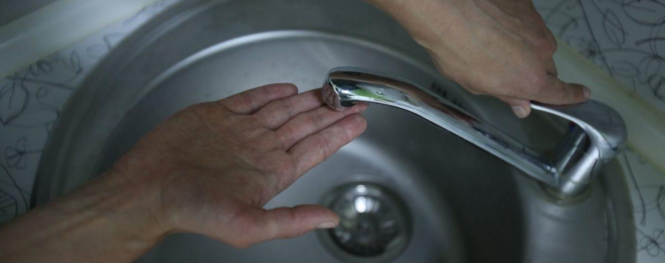 В одному з міст Закарпаття завтра припинять водопостачання: відома причина