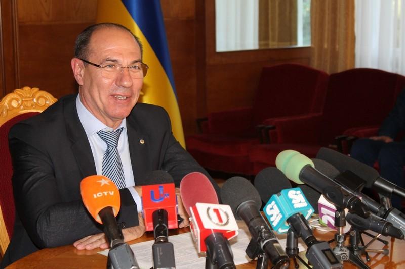 Голова Закарпатської ОДА Ігор Бондаренко сьогодні зробив гучну заяву
