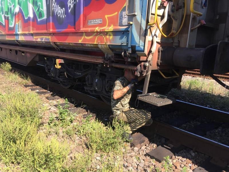 До Угорщини потягом намагалися перевезти контрабанду