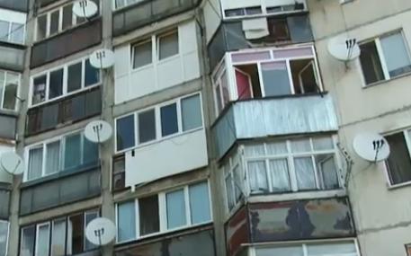 В одній із багатоповерхівок Мукачева сьогодні сталась пожежа