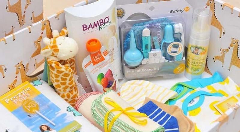 У «пакунки малюка» додали кілька нових речей