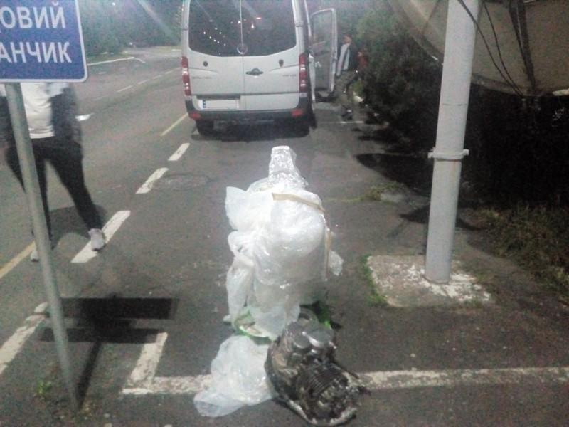 Прикордонники розповіли про інцидент, який трапився вночі на КПП