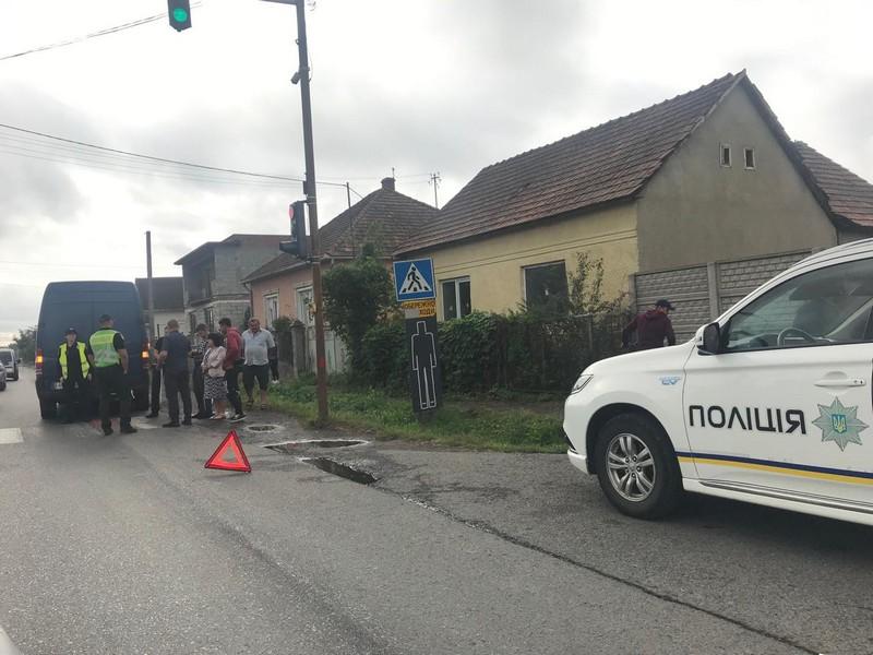 Телеканал М-студіо оприлюднив фото з місця аварії у Ракошині