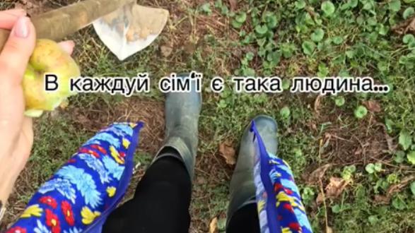 Кумедне відео закарпатської жони Крістіни Третяк про крумплі підкорює мережу