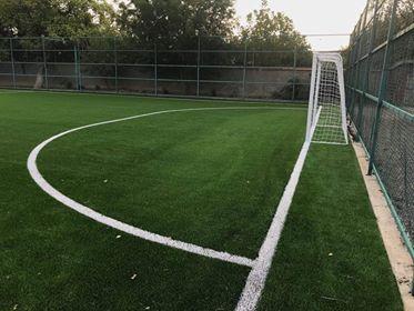 У Берегові відкрили новий спортивний майданчик